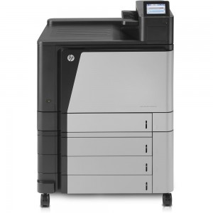 HP LaserJet Enterprise 800 Color M855 series [A3 Size] HP LaserJet Ent 800 Color M855xh